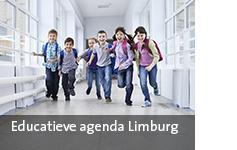 Maastricht UMC+ de Universiteit Maastricht UM Zuyd Hogeschool duurzame economische ontwikkeling Limburg strategisch programma Kennis-As Limburg Educatieve Agenda Limburg